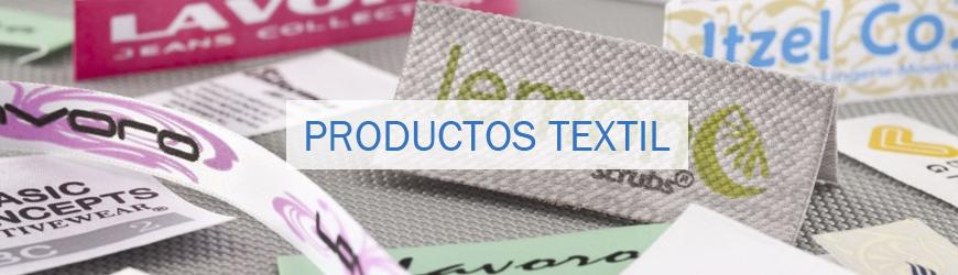 productos textil